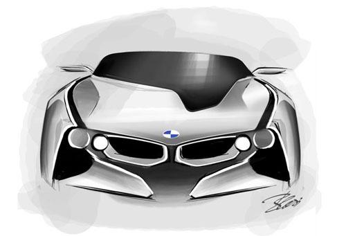 bg800_405223 BMW привезет в Токио новый концепт