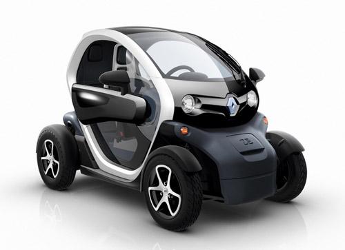 bg800_411483 Renault принимает заказы на городской электрокар Twizy