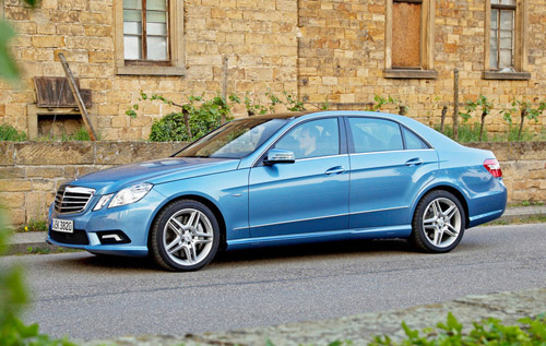bg800_416983 Mercedes-Benz E-class получил новую трансмиссию и моторы