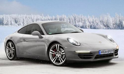 porsche_911_2011 Выпущен официальный видеоролик с новым Porsche 911