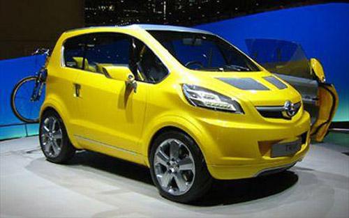 Opel готовит конкурента для Fiat 500