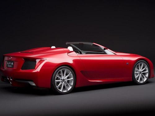 bg800_384988 В 2014 году выйдет открытая версия суперкара Lexus LF-A