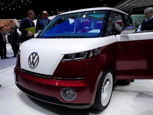 bg800_401656 Ретро-компактвэн VW Bulli получит серийное воплощение
