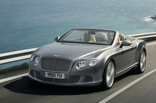 bg800_423833 Представлен обновленый кабриолет Bentley Continental GTC