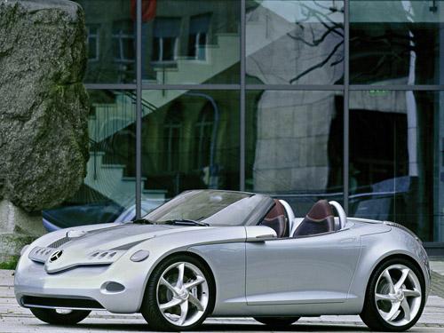 bg800_425686 Mercedes-Benz собирается выпустить компактный родстер