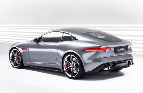 bg800_4267331 Jaguar представил гибридный супер-прототип C-X16