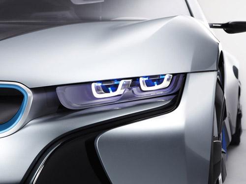 bg800_431084 Концерн BMW готовится к применению лазерных фар