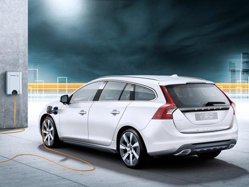 bg800_431648 В 2012 году выйдет гибридный Volvo V60
