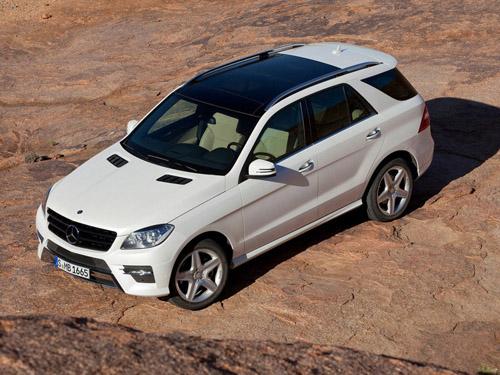 bg800_414285 В ноябре будет представлен новый Mercedes ML63 AMG