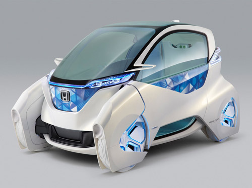 bg800_434495 На Токийском автосалоне Honda представит три концепта