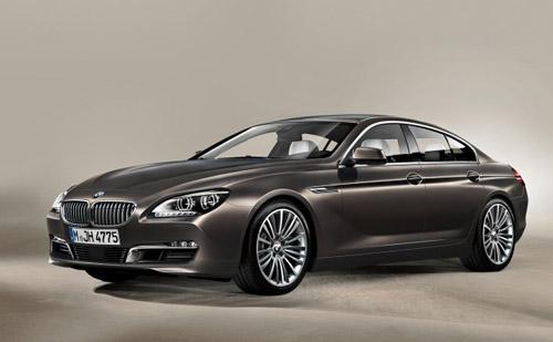 Компания BMW распространила фотографии четырехдверной «шестерки» с M-пакетом