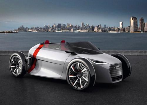 Audi запустит в серию электрический компакт-кар Urban