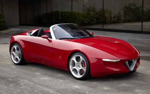 04 Концепт Alfa Romeo 2uettottanta