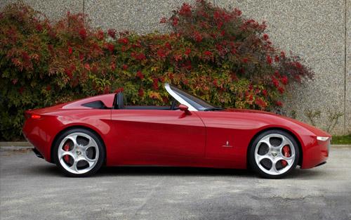 07 Концепт Alfa Romeo 2uettottanta