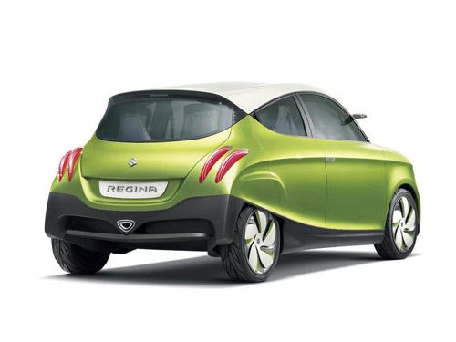 bg800_443865 Suzuki покажет в Женеве компактный концепт