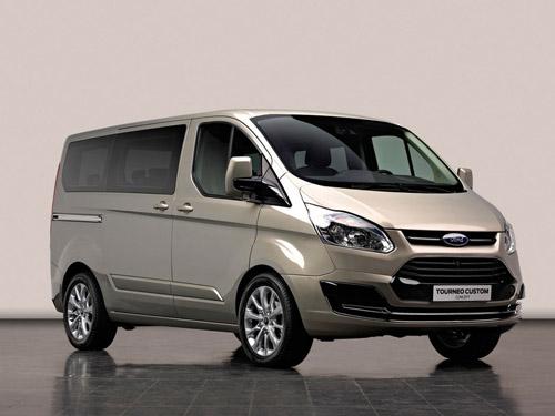 bg800_446903 Ford покажет в Женеве прототип нового Transit