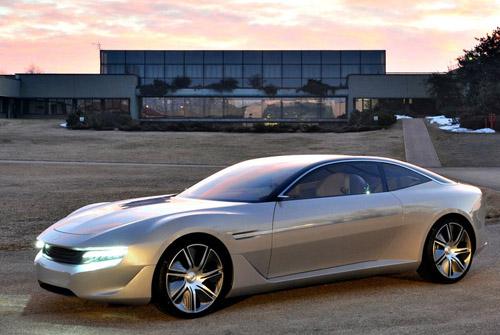 bg800_450063 Стоимость серийного дизель-электрического седана Pininfarina будет составлять 1 миллион евро