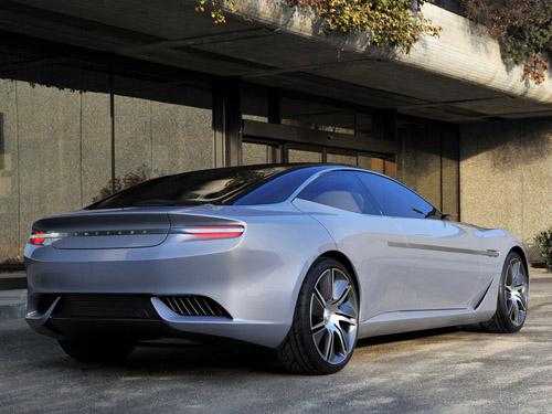 bg800_450114 Стоимость серийного дизель-электрического седана Pininfarina будет составлять 1 миллион евро