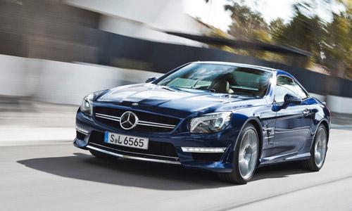 bg800_450714 Представлен родстер Mercedes-Benz SL 65 AMG