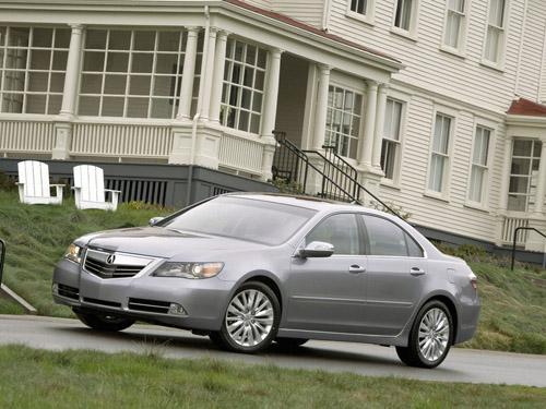bg800_451883 На автосалоне в Нью-Йорке Acura покажет новый флагман RLX