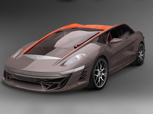bg800_456564 Выставочный концепт Bertone будет продан за 2 миллиона евро