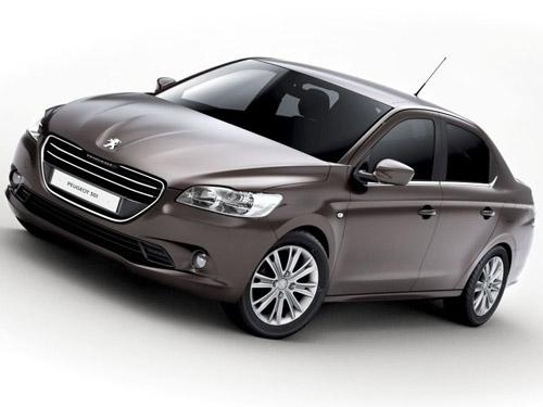 bg800_458726 В Париже представят компактный седан Peugeot 301