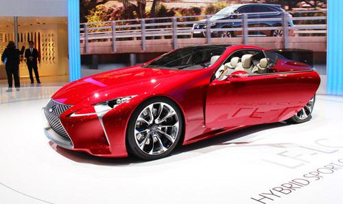 bg800_451591 Серийная версия концепта Lexus LF-LC появится в 2015 году