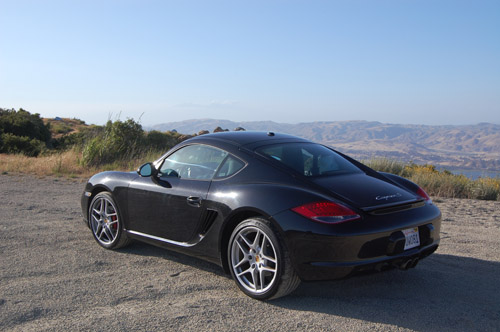 DSC_1025 Фотошпионы «поймали» предсерийный Porsche Cayman