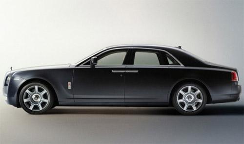 Rolls-Royce-Ghost-Top-Concept-05 Rolls-Royce выпустит самую быструю модель в своей истории