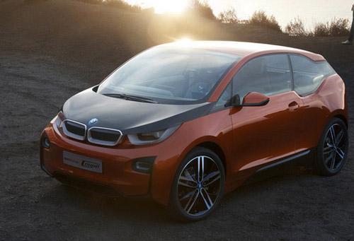 bg800_480007 Представлен новый электрический прототип BMW i3 Concept Coupe