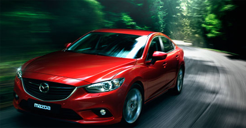 Новая Mazda6 - флагманская модель. Здесь реализована технология SKYACTIV, а это значит - максимум безопасности и сниженное потребление топлива!