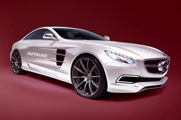 Mercedes выпустит новый суперкар