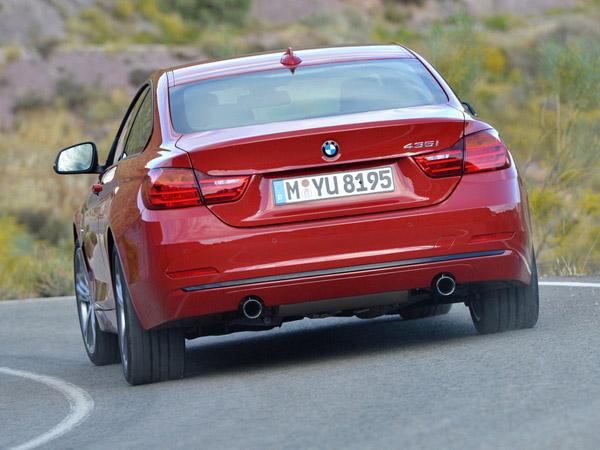 купе BMW 4 серии