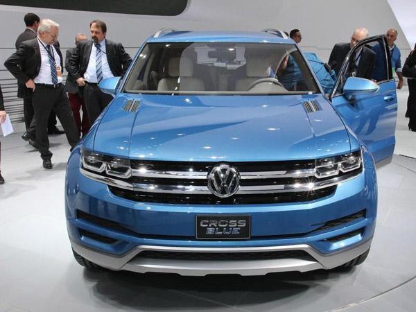 В 2016 году Volkswagen выпустит компактный кроссовер