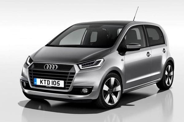 В 2015 году появится миникар Audi A0
