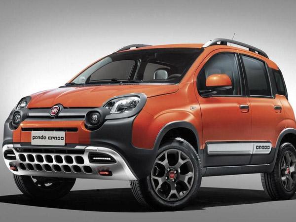 Fiat выпустил очередную внедорожную «Панду»