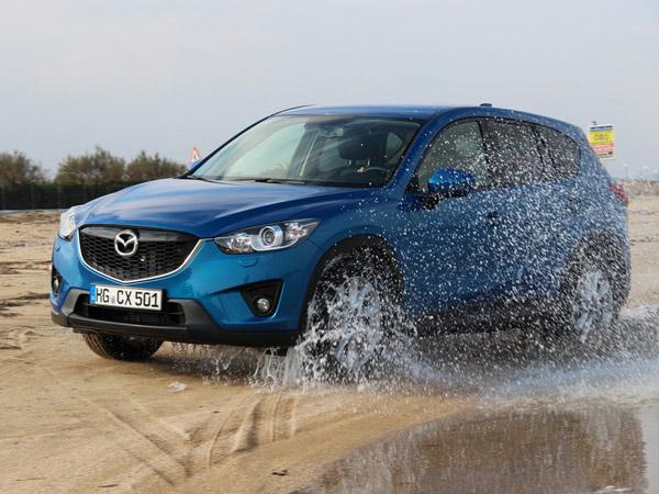 В 2015 году появится новая Mazda MX-5