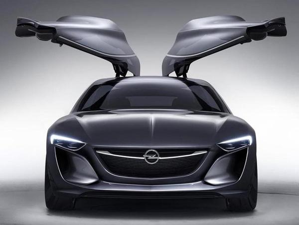 Opel готовит новую флагманскую модель