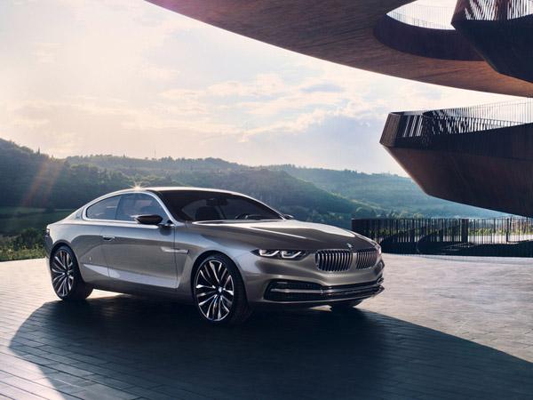 BMW 9 серии будет конкурировать с «Майбахом»