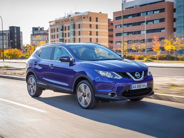Nissan готовит к выпуску «заряженный» Qashqai