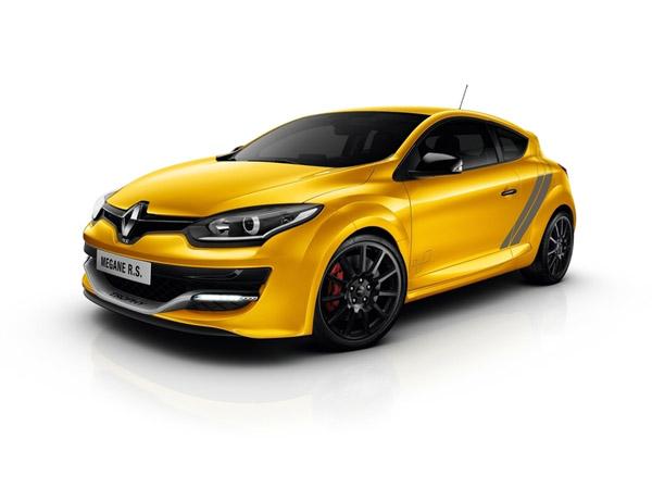 Renault представила самую мощную версию своего хэтчбека Megane