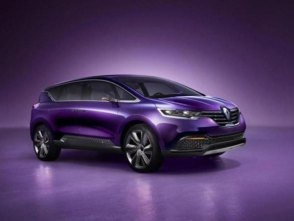 Renault покажет в Париже модель премиум-класса