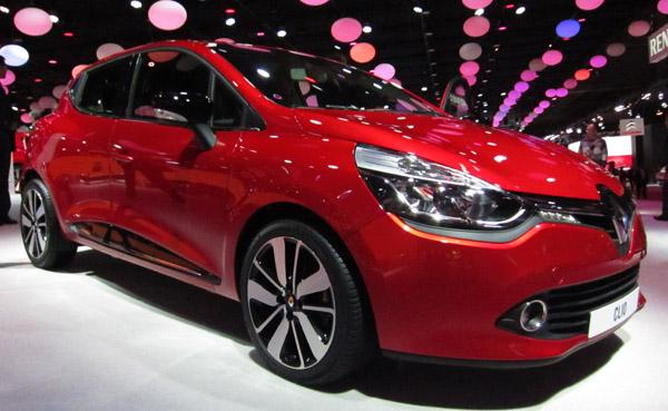 Renault Clio получит очень роскошную версию