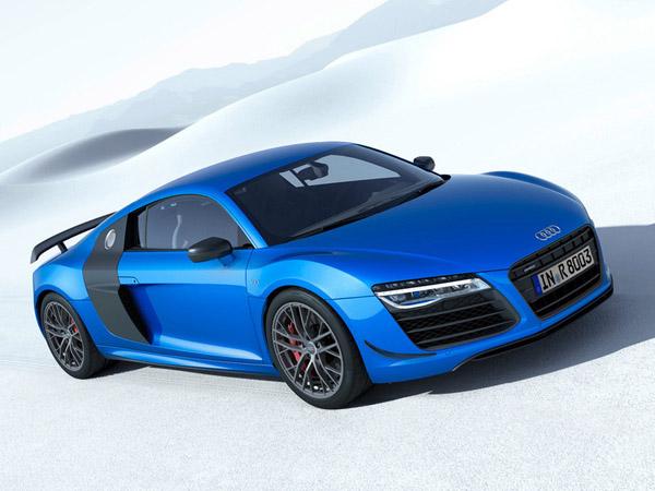 Audi выпустит дизельный суперкар