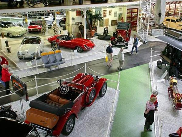 41 ТОП-10 автомобильных музеев