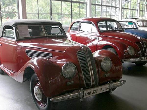91 ТОП-10 автомобильных музеев