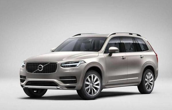 Volvo разрабатывает XC90 нового поколения