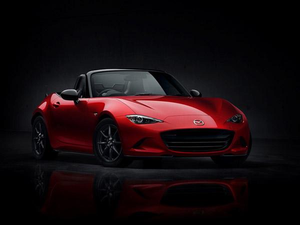 Представлен спорткар Mazda MX-5 нового поколения