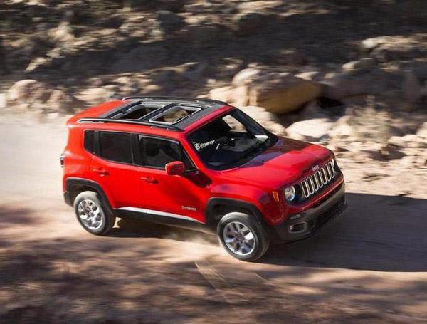 Самый маленький Jeep получит «заряженную» версию