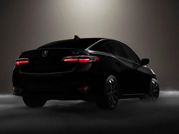 В Лос-Анджелесе покажут обновленный седан Acura ILX